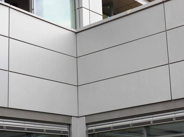开放式幕墙铝单板