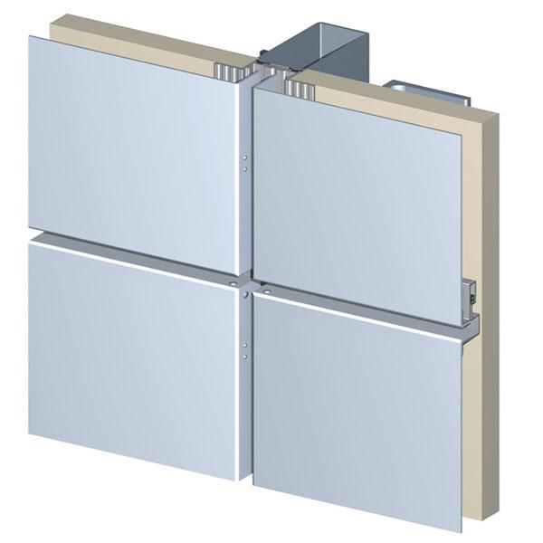 单元式幕墙铝单板